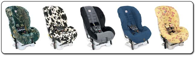 Britax Marathon CS Convertible Car Seat