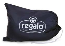 Regalo Right Height Booster Seat Lifestyle Shot