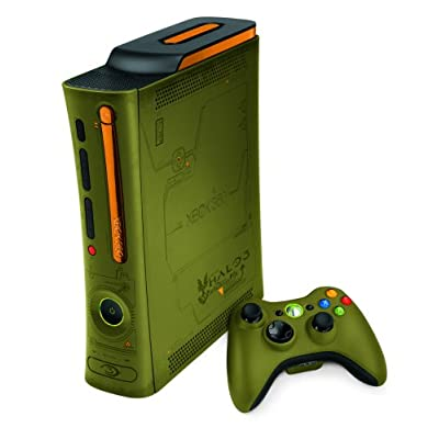 Xbox 360 with wireless controller