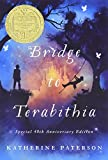 book cover: Bridge to Terabithia