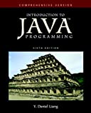 Introduction to Java Programming-Comprehensive Version (6th Edition)