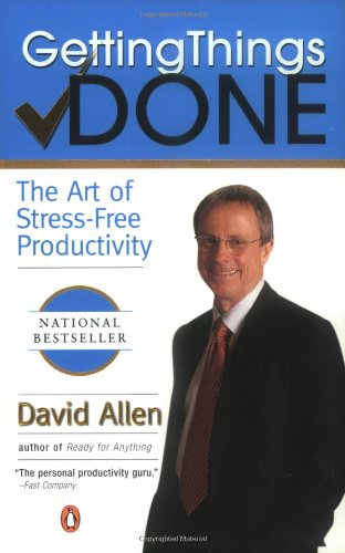 Product Image: The Art of Stress-Free Productivity, 1. Getting Things   Done: The Art of Stress-Free Productivity by David Allen (Author) ...http://amazon.ca/exec/obidos/tg/browse/-/935558