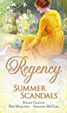 Regency Summer Scandals