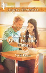 Back to the Good Fortune Diner, Vicki Essex