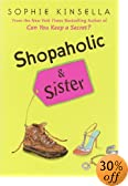 Shopaholic & Sister book cover