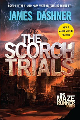The Scorch Trials / James Dashner.