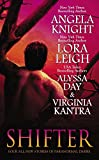 Shifter by Angela Knight, Lora Leigh, Alyssa Day, and Virginia Kantra