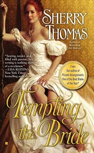 Tempting the Bride, Sherry Thomas