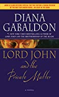 book cover of Lord John and the Private Matter