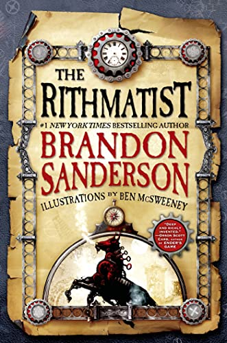 The Rithmatist / Brandon Sanderson ; illustrations by Ben McSweeney.