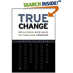 Book Review: True Change – Janice Klein | Mark Turrell