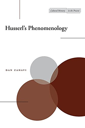 husserls phenomenology