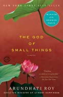 book cover of The God of Small Things