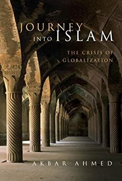 "The cover of Mr. Ahmed's book, ""Journey Into Islam"""