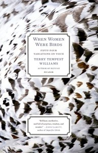 When Women Were Birds, Terry Tempest Williams
