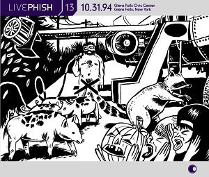 Phish Fun Music Information Facts Trivia Lyrics
