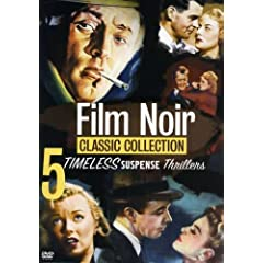 Film Noir Classic Collection (The Asphalt Jungle/Gun Crazy/Murder My Sweet/Out of the Past/The Set-Up)