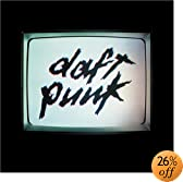 Daft Punk - Human After All, front cover