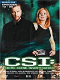 CSI: Crime Scene Investigation - Season 5.2 (3 DVDs)