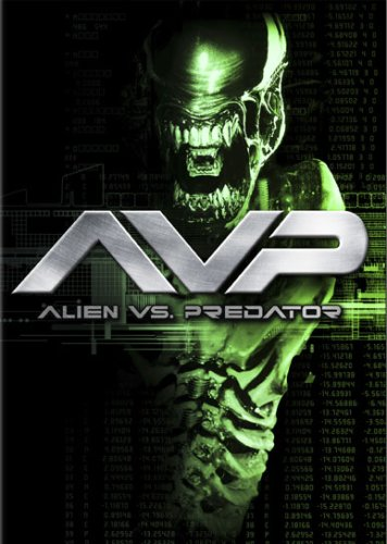 Alien vs. Predator DVD cover