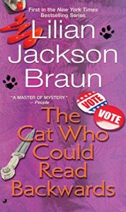 The Cat Who Could Read Backwards, Lillian Jackson Braun