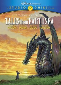 Tales From Earthsea cover