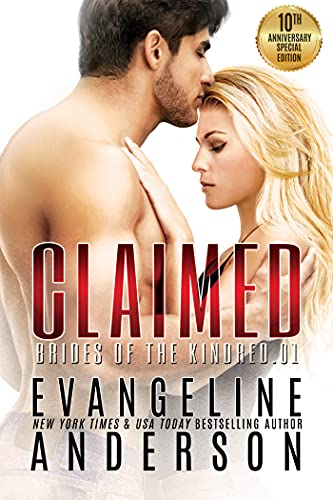 Claimed by Evangeline Anderson