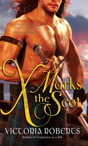 Book X  Marks the Scot