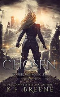 Chosen by K.F. Breene book cover