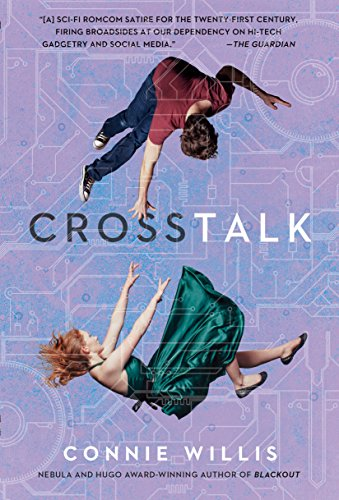 Image result for crosstalk connie willis