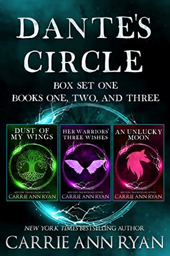 Dante's CIrcle Box Set by Carrie Ann Ryan