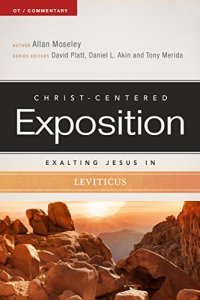 Exalting Jesus in Leviticus