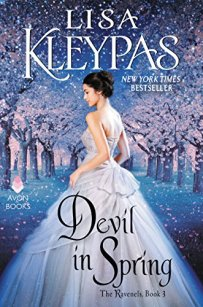Devil in Spring by Lisa Kleypas Book Cover