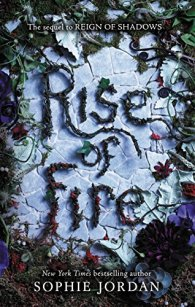 Rise of Fire by Sophie Jordan Book Cover