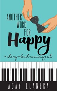 Another Word for Happy by Agay Llanera Cover