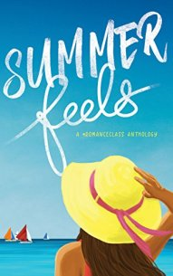Summer Feels a #romanceclass anthology cover