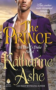 The Prince by Katharine Ashe Cover