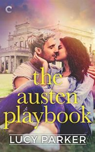 The Austen Playbook by Lucy Parker book cover