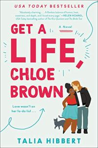 Get a Life, Chloe Brown by Talia Hibbert book cover