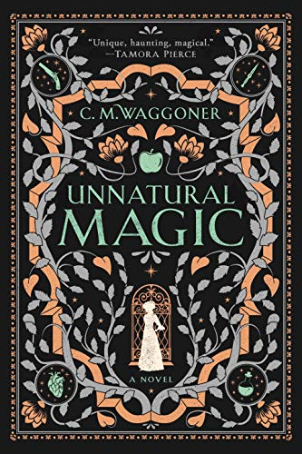 Unnatural Magic by C.M. Waggoner
