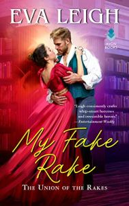 My Fake Rake by Eva Leigh book cover