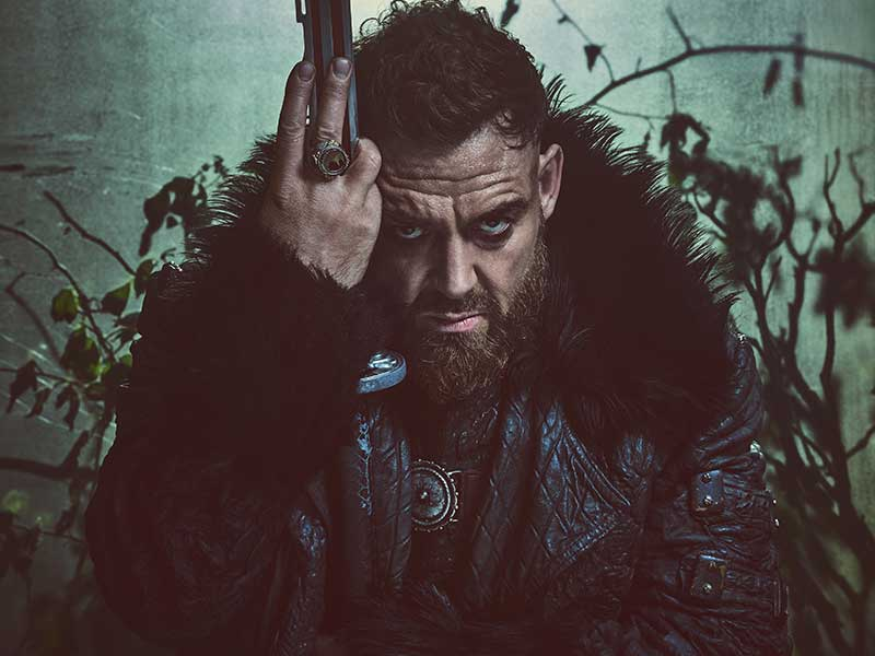 Image result for Into the badlands season two quinn