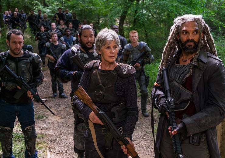 The Walking Dead: Season 8, Episode 2 'The Damned' Review