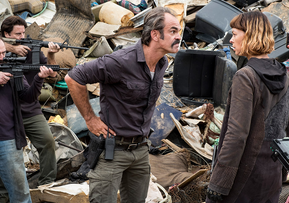 The Walking Dead season 8, episode 10 The Lost and the Plunderers