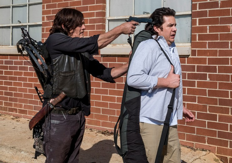 The Walking Dead: Season 8, Episode 15 'Worth' Review