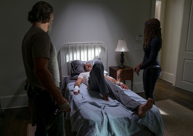 The Walking Dead, Season 8 Episode 16 'Wrath' Review
