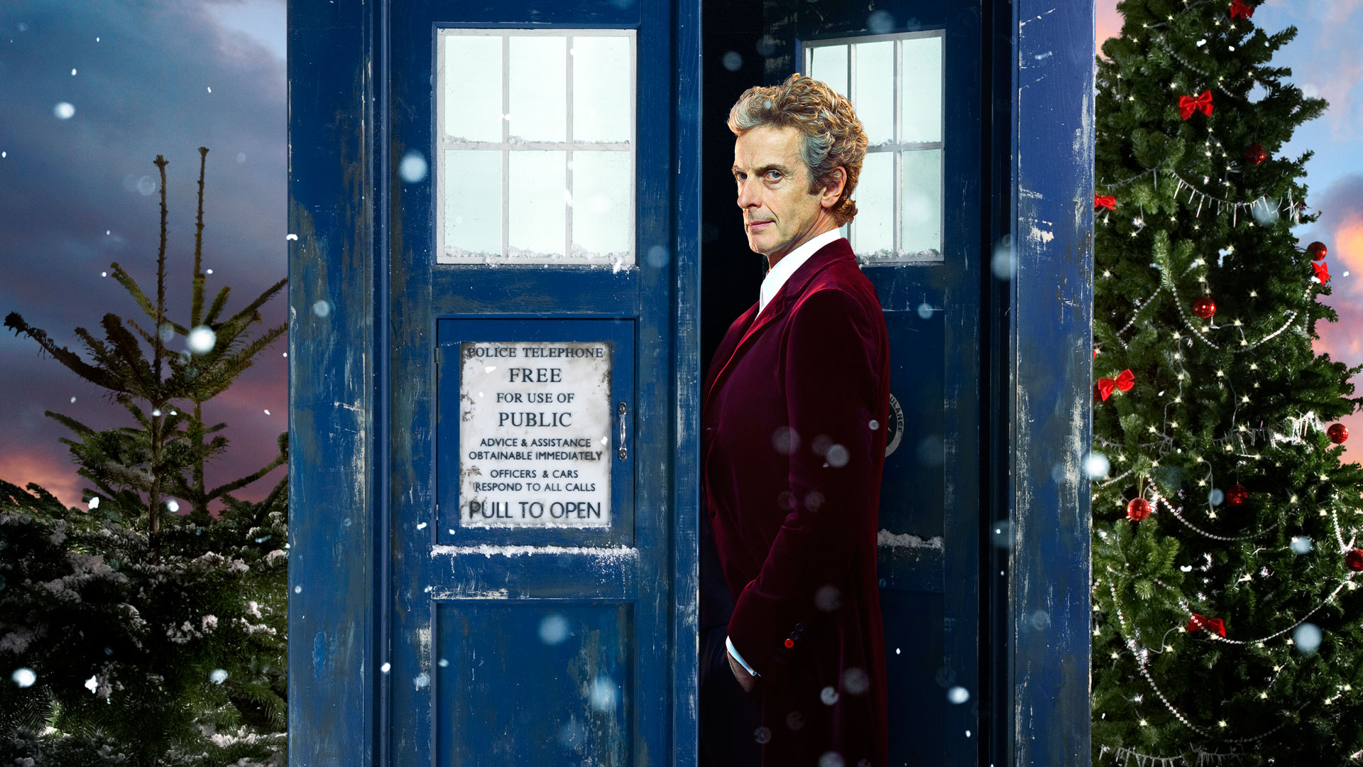 Peter Capaldi (Photo: BBC)