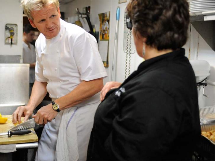 Season Episode Bazzini Chef Ramsay Visits Restaurant