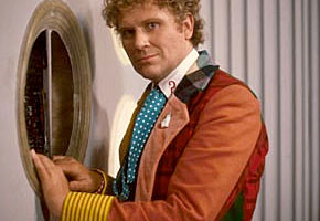 Image result for 6th doctor