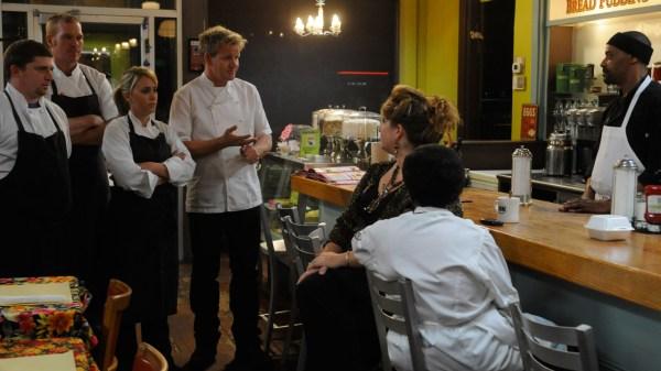 Café Hon | Ramsay's Kitchen Nightmares | BBC America